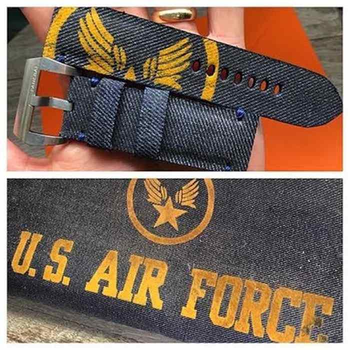 Combat straps : de véritables bracelets-montres militaires vintage