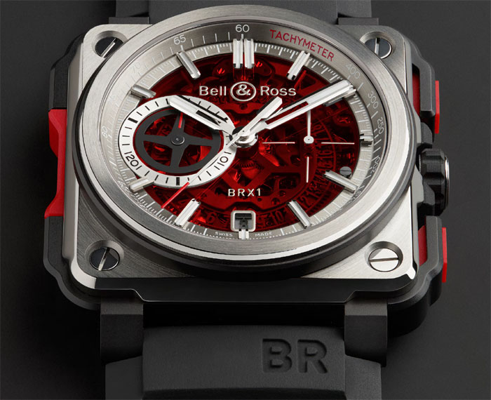 Bell & Ross BR-X1 Red Edition