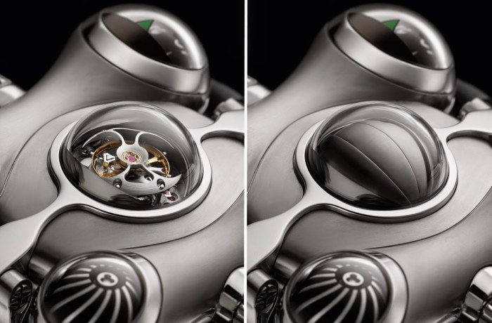 MB&F Horological Machine No 6 Space Pirate