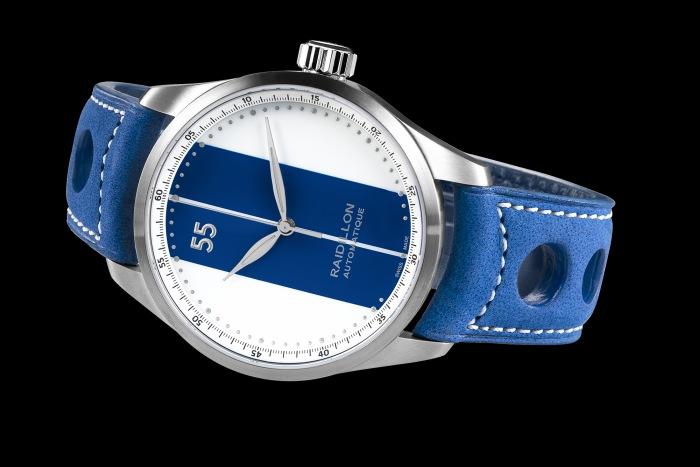 Raidillon : deux montres hommage à Carroll Shelby