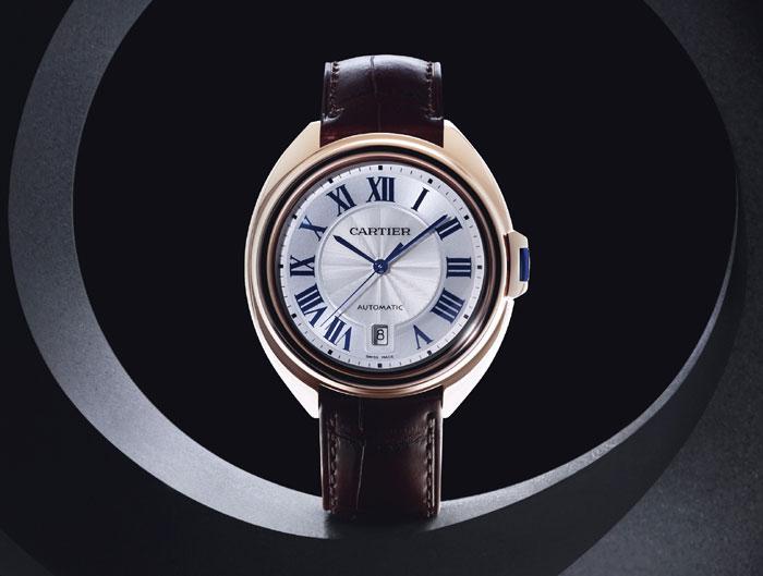 Cartier : la Clé
