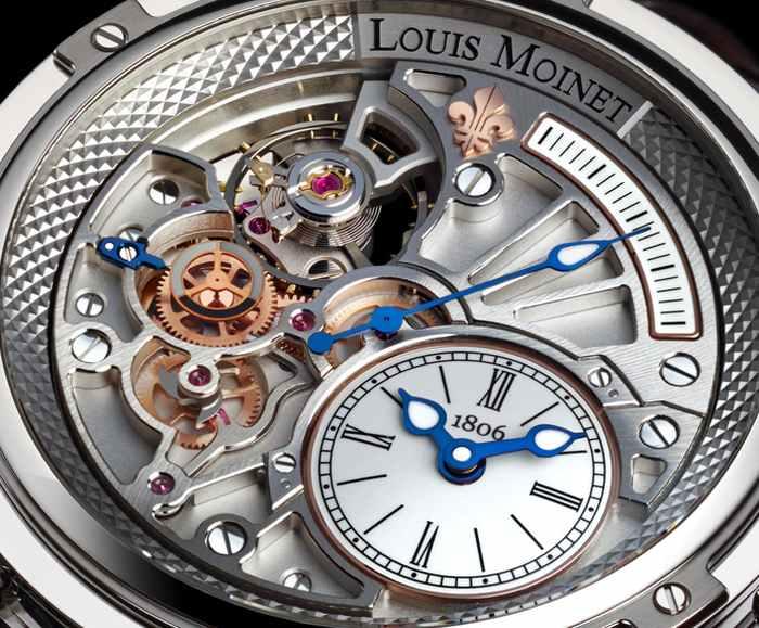 Louis Moinet Tempograph 20 secondes
