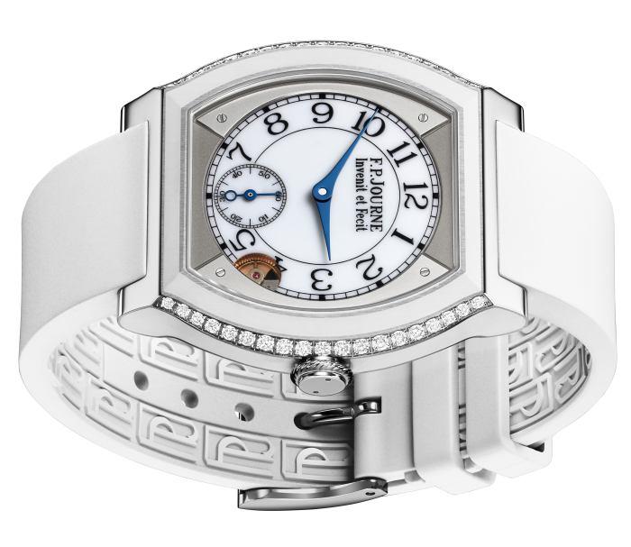 Elegante : la montre F.P. Journe imaginée pour les femmes