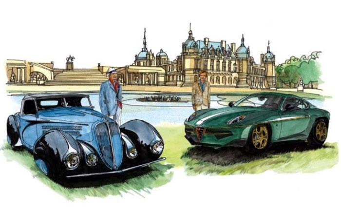 Chantilly Arts et Elegance Richard Mille