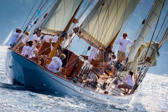 Panerai Classic Yachts Challenge 2015 : le programme