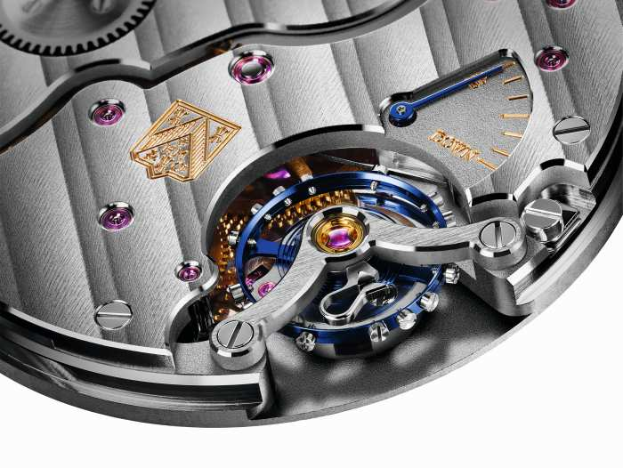 H. Moser & co : a very rare watch (video)