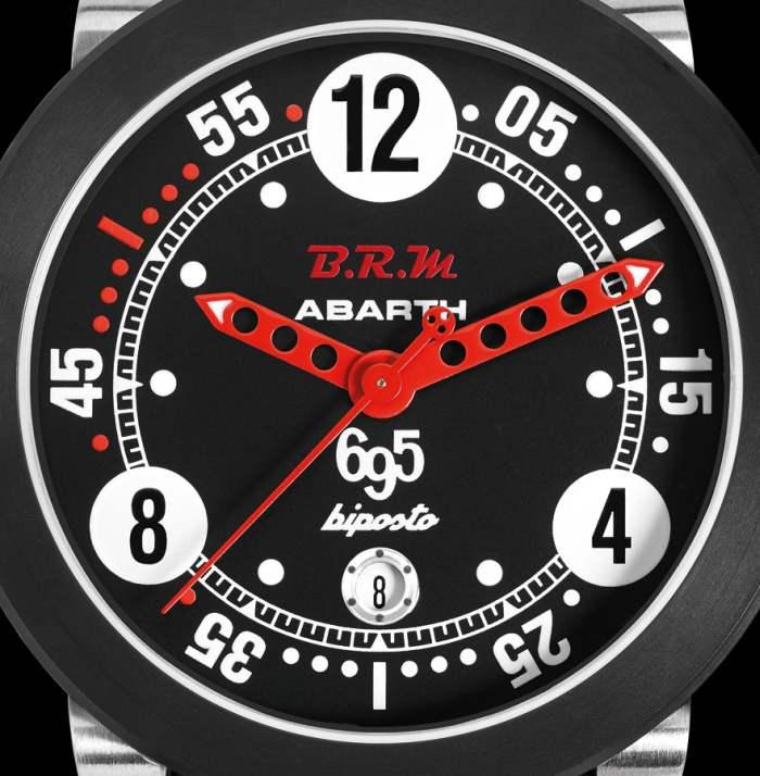 BRM V6-44 Abarth 695 Biposto : série limitée à 100 exemplaires