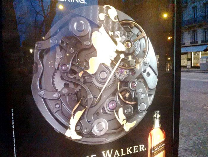 Johnnie Walker Black Label : calibre maison