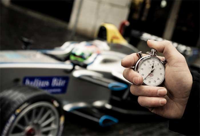 TAG Heuer : chronométreur de la Formule E
