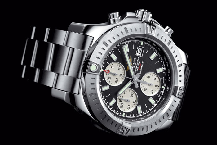 Breitling Colt chronographe : en mode automatique