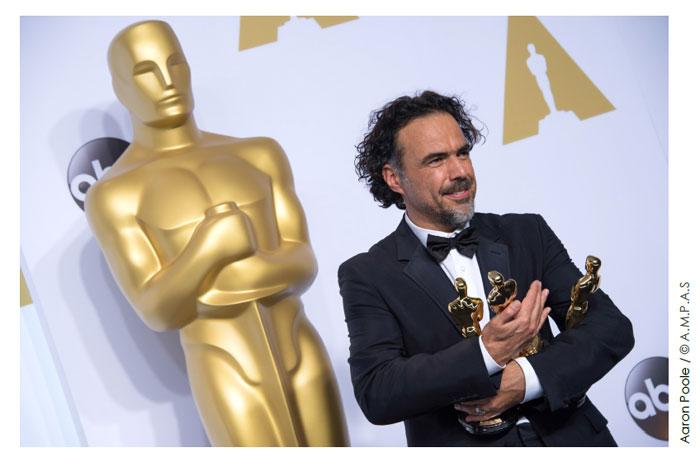 Alejandro González Iñárritu : 4 Oscars pour le mentor en cinéma du Programme Rolex