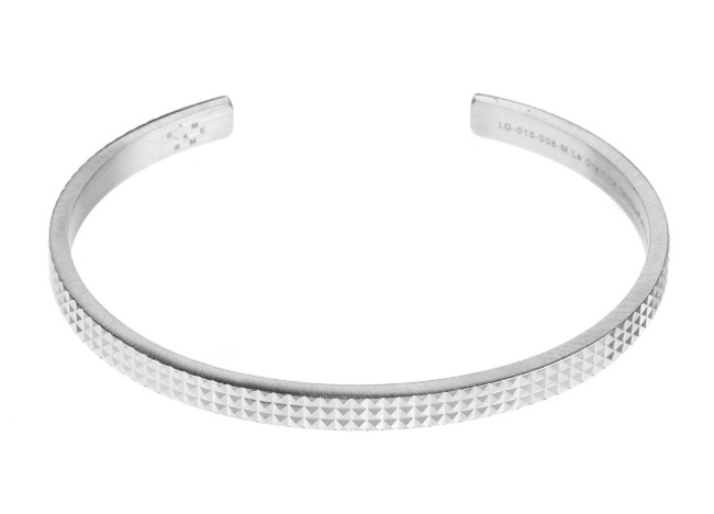 Bracelet Le Gramme Guilloché