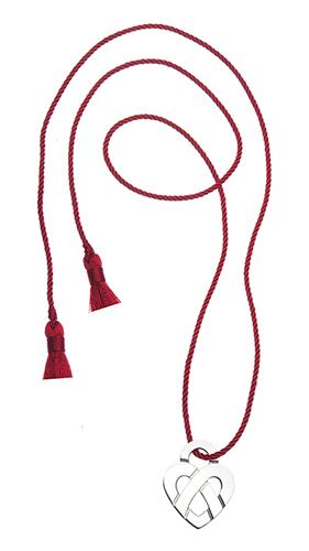 Poiray : un pendentif qui a du coeur