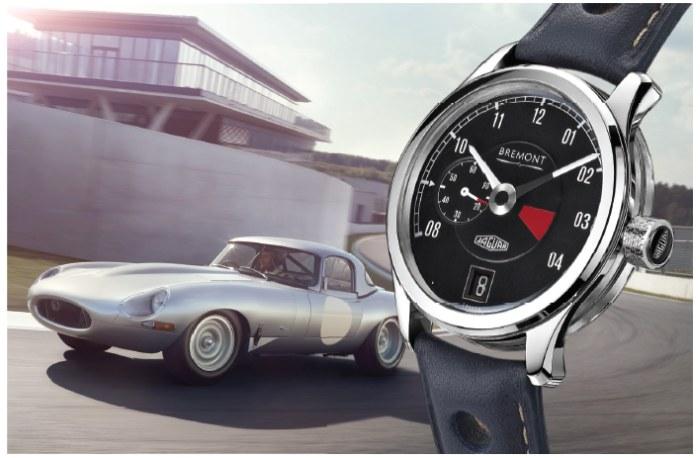 Bremont MKI et MKII - Collaboration avec Jaguar 7543471-11639434