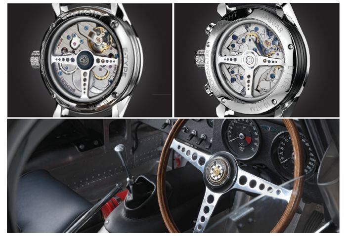 Bremont MKI et MKII - Collaboration avec Jaguar 7543471-11639482