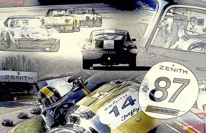 El Primero Chronomaster 1969 Tour Auto Edition : Zenith entre dans la course