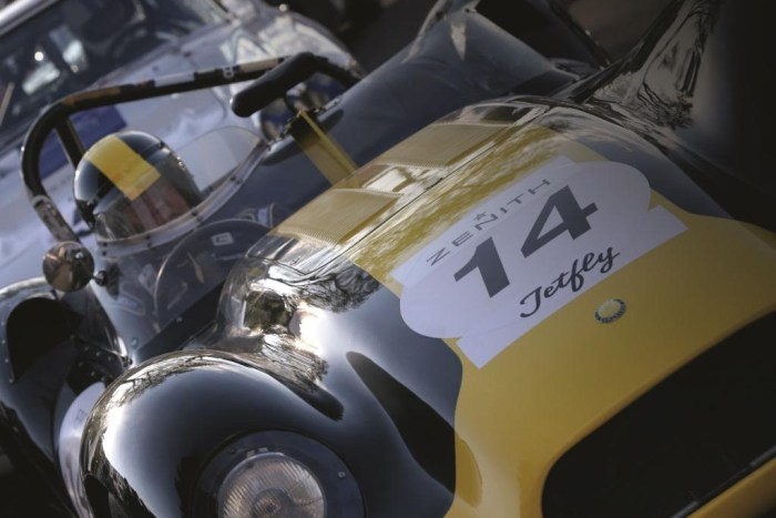 Tour Auto Optic 2000 : Zenith chronométreur officiel de l'épreuve