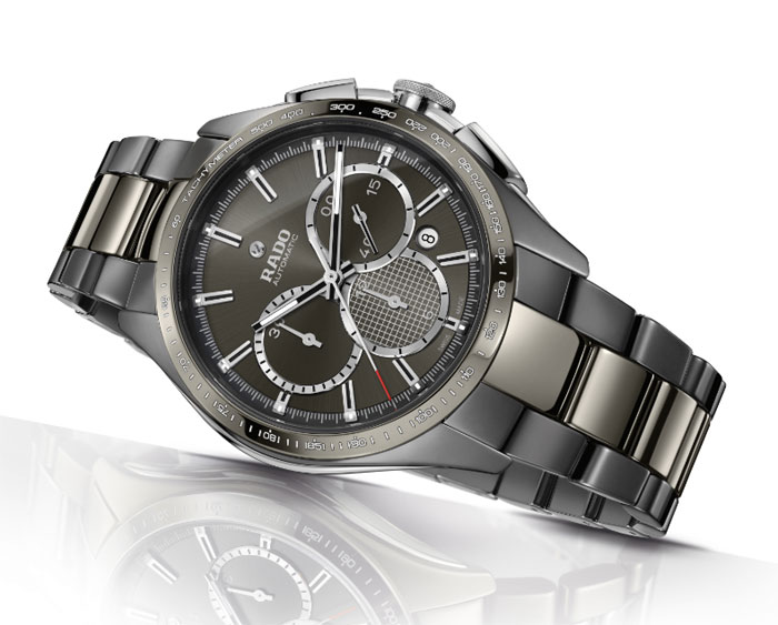 Rado HyperChrome Match Point : jeu, set et match