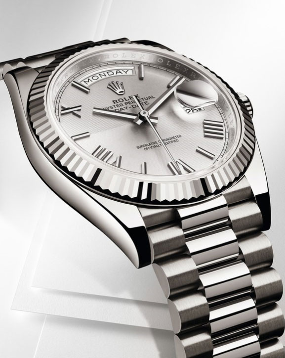Oyster Perpetual Day-Date : si belle, si désirable