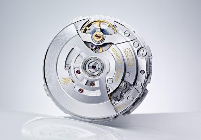 Rolex Day-Date : le calibre 3255 à coeur ouvert