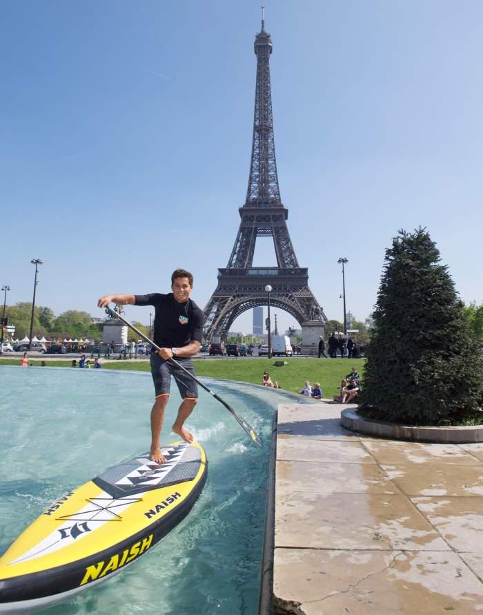 Kai Lenny à Paris