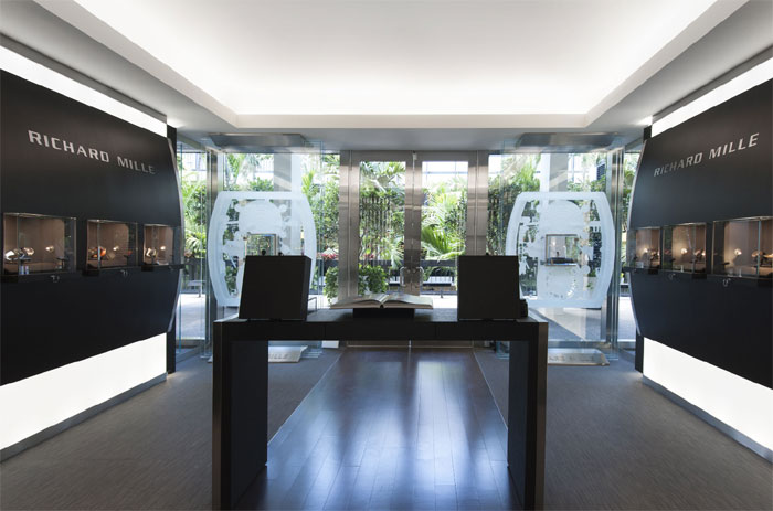 Richard Mille : ouverture d'une boutique au Bal Harbour Shops (Floride)