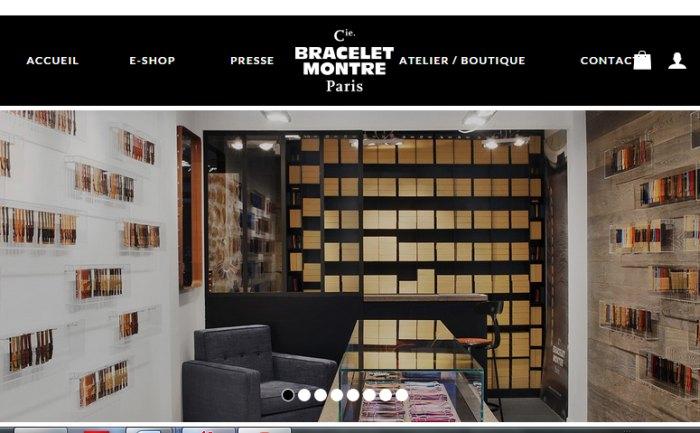La Cie du Bracelet Montre : une nouvelle adresse rive gauche