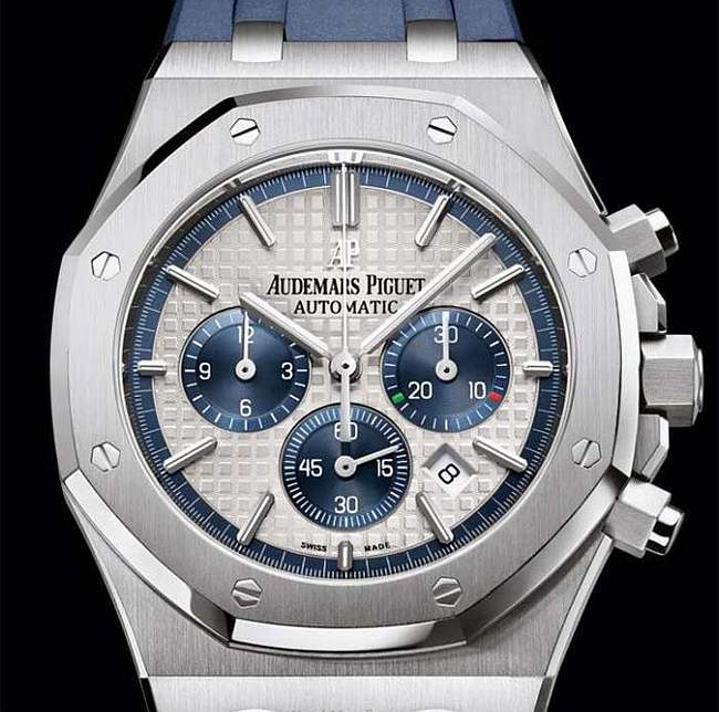 Audemars Piguet Chronographe Royal Tribute to Italy : série limitée 500 ex.