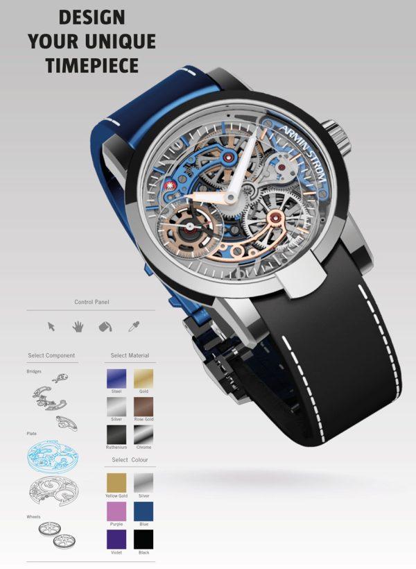Armin Strom : création d'une montre unique pour la vente Gumball 3000