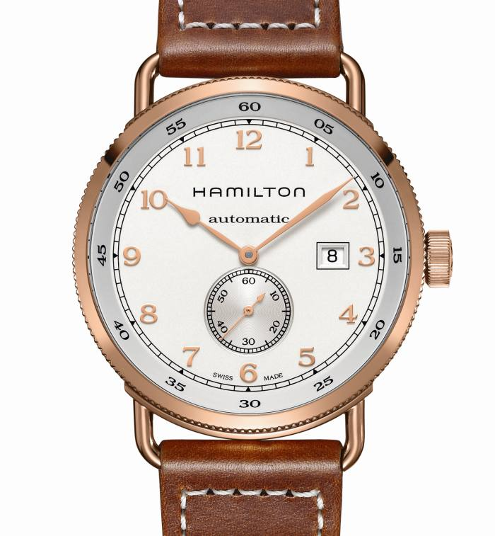 Hamilton Khaki Navy Pioneer Small Second