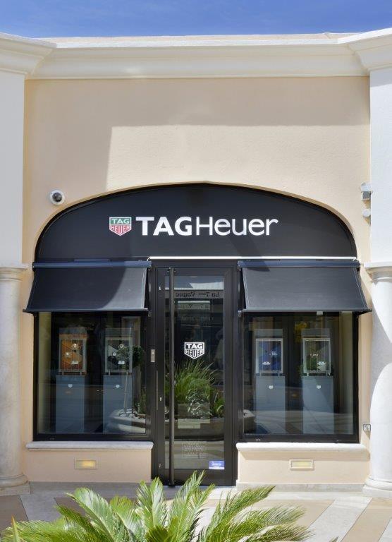 TAG Heuer : pop-up store à Saint-Tropez