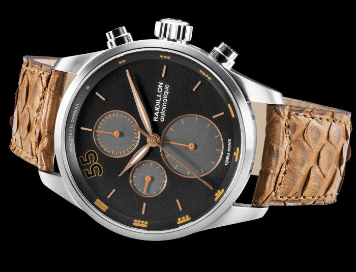 Raidillon Chronographe Maya