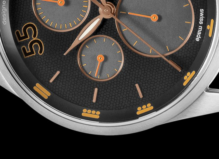 Raidillon Chronographe Maya : le Mexique pour inspiration...