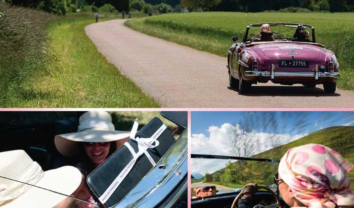 Richard Mille : partenaire du Rallye des Princesses