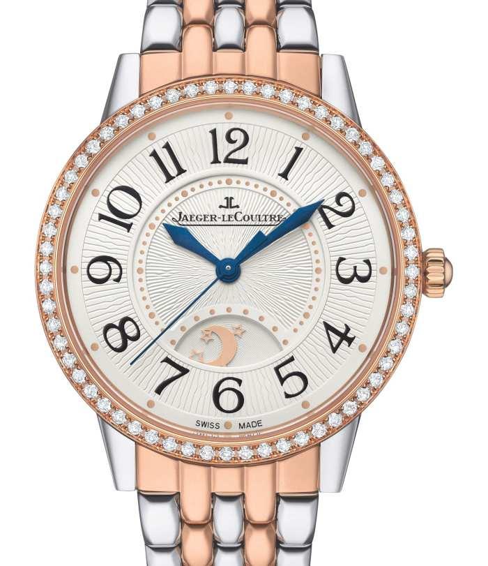 Jaeger-LeCoultre et les montres pour femmes... Une histoire d'amour qui dure...