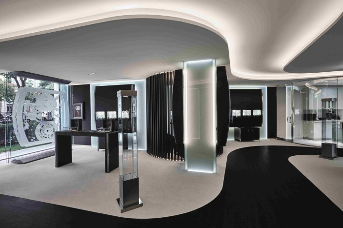 Richard Mille : ouverture du flagship européen à Paris, avenue Matignon