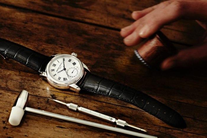 Classement des marques horlogères dans le segment haut de gamme