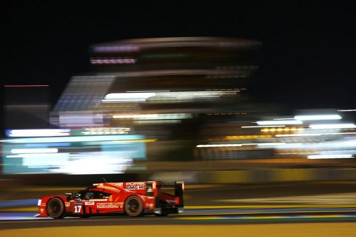 Porsche Motorsport et Chopard vainqueurs aux 24h du Mans 2015
