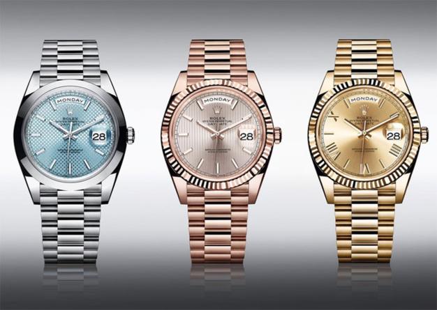 Rolex : garantie de cinq ans à partir du 1er juillet 2015
