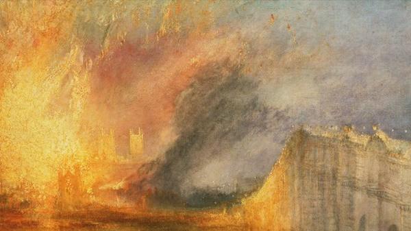 1666, les âmes en feu : roman d'horlogers dans Londres en feu