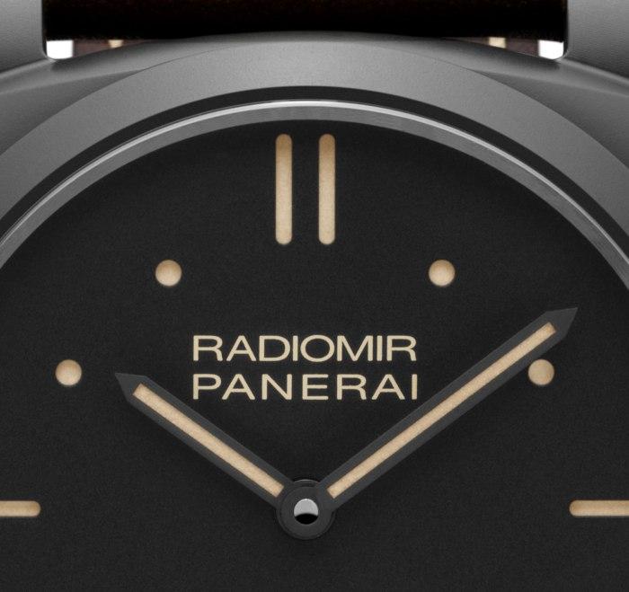 Radiomir Panerai 1940 3 jours en céramique