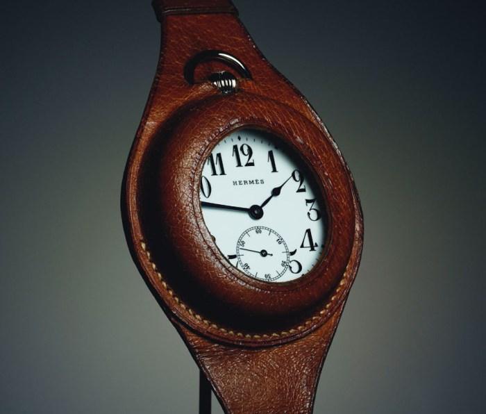 "Hermès In The Pocket : montre ""transformer"""