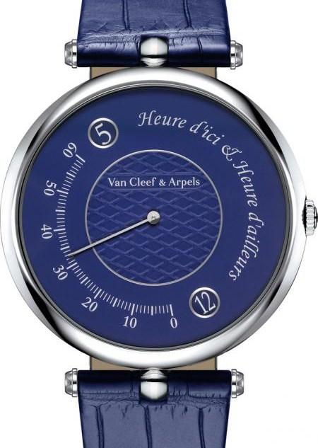 Van Cleef & Arpels : Pierre Arpels unique pour Only Watch 2015