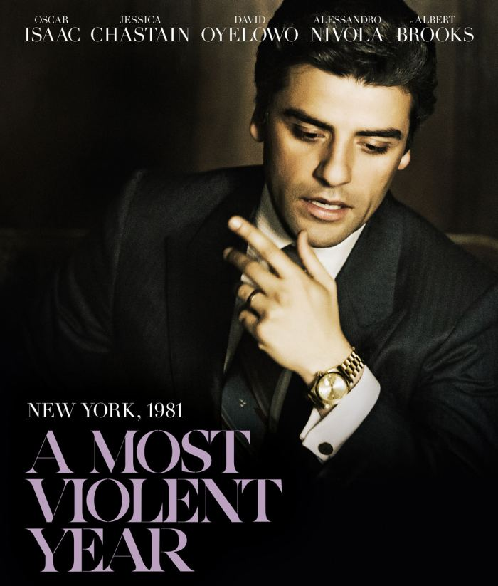 A most violent year, Oscar Isaac