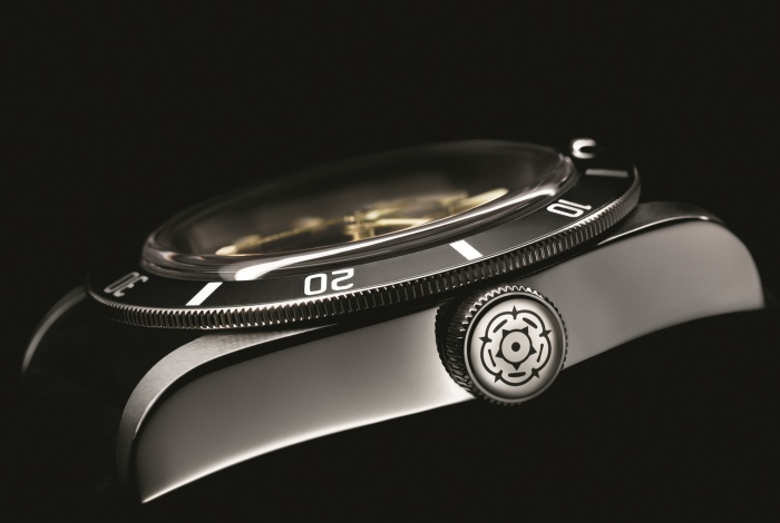 Tudor Heritage Black Bay One Only Watch 2015