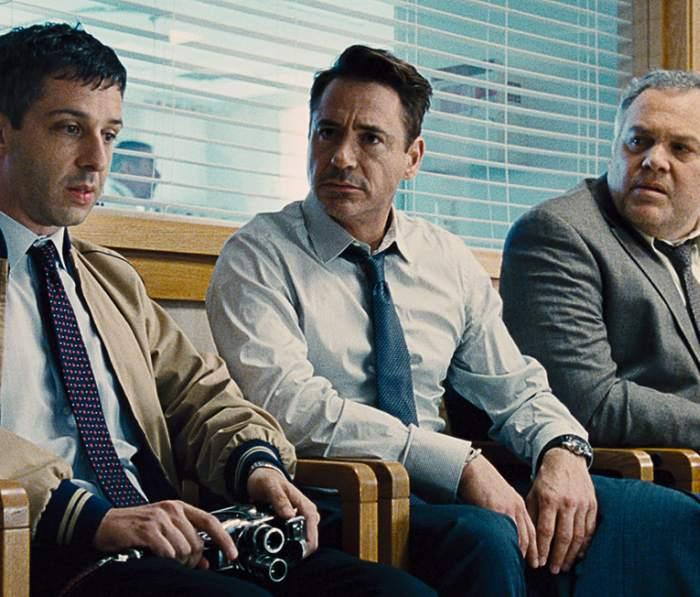 Le juge : Robert Downey Jr. porte une Jaeger-LeCoultre Deep Sea Chronograph