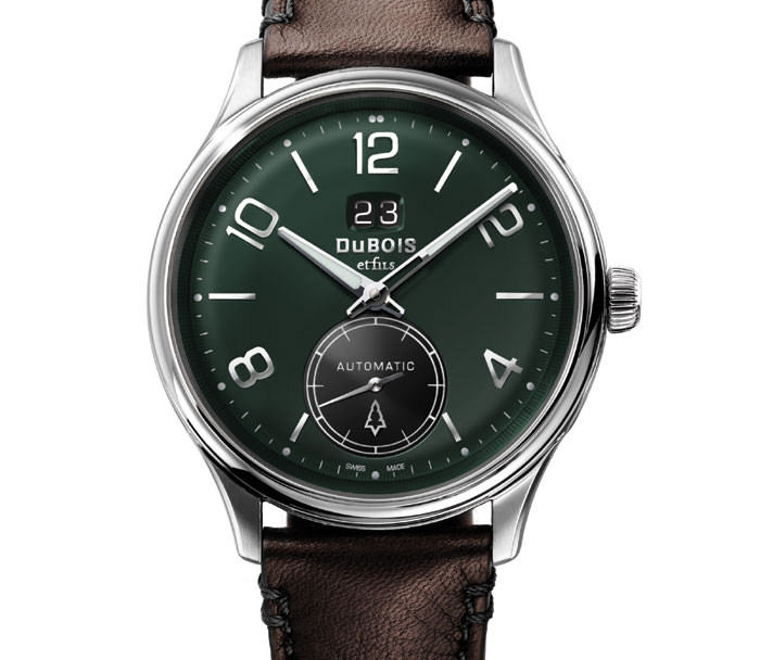 DuBois British Racing Green DBF003-07