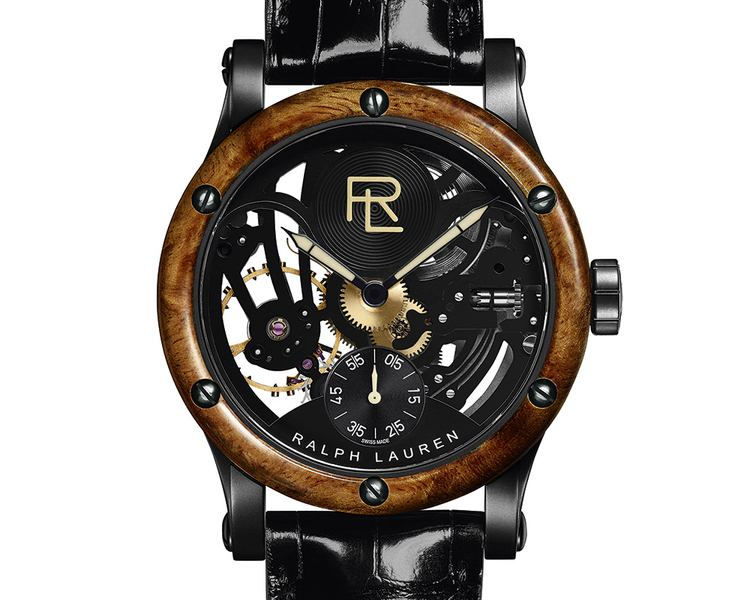 Ralph Lauren Automotive Squelette : very RL