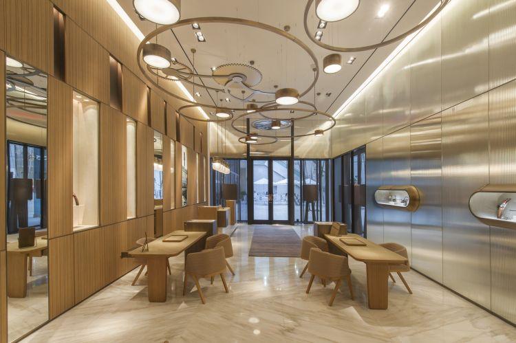 Miami : Panerai ouvre une boutique dans le Design district