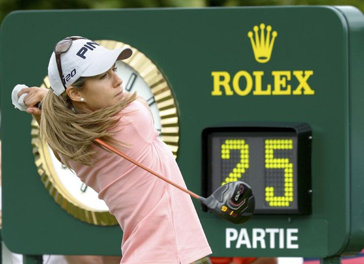 Rolex et le golf... une longue, longue histoire !